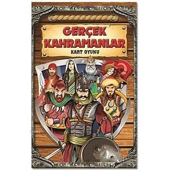 Gerçek Kahramanlar - Kart Oyunu - Serhat Filiz - Panama Yayýncýlýk