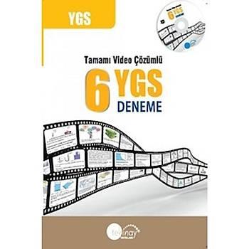 YGS 6 Deneme Tamamý Video Çözümlü Tekinay Yayýnlarý
