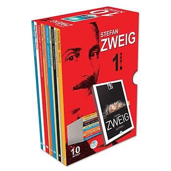 Stefan Zweig Seti 10 Kitap (Set-1) Maviçatý Yayýnlarý