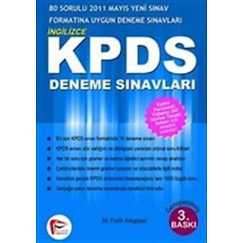 Ýngilizce KPDS Deneme Sýnavlarý-Pelikan Týp Teknik Yayýncýlýk