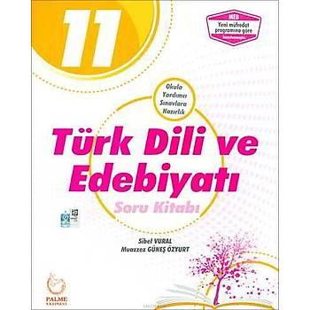Palme 11.Sýnýf Türk Dili ve Edebiyatý Soru Kitabý