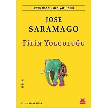 Filin Yolculuðu - Jose Saramago - Kýrmýzý Kedi