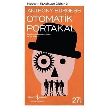 Otomatik Portakal K.Kapak - Anthony Burgess