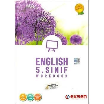 5.Sýnýf English Workbook - Eksen Yayýncýlýk