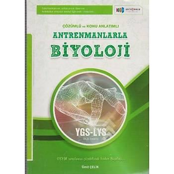 Antrenmanlarla Biyoloji Çözümlü ve Konu Anlatýmlý