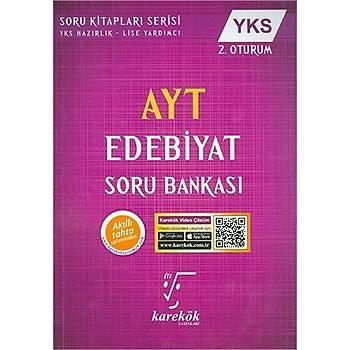 Karekök AYT Edebiyat Soru Bankasý