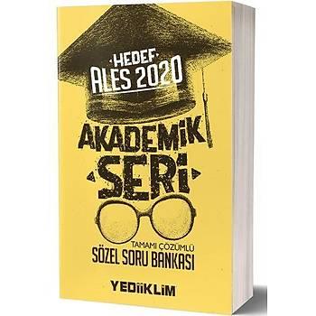 Yediiklim 2020 ALES Çözümlü Sözel Soru Bankasý