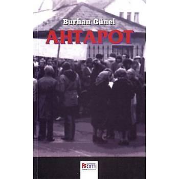Ahtapot - Burhan Günel - Abm Yayýnevi