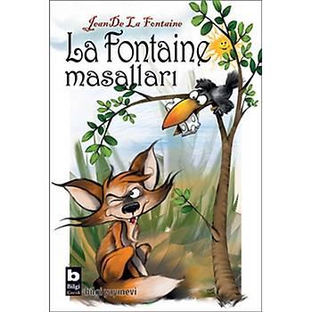 La Fontaine Masallarý - Jean de la Fontaine - Bilgi Yayýnevi