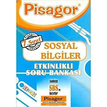 Pisagor 7.Sýnýf Sosyal Bilgiler Soru Bankasý 2007