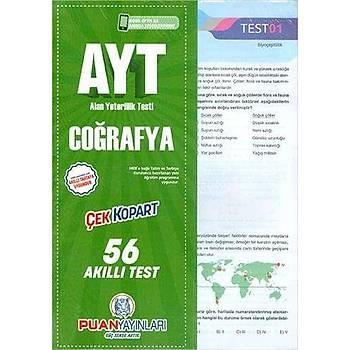 Puan AYT Coðrafya Yaprak Test