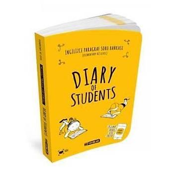 Diary Of Students Ýngilizce Paragraf Soru Bankasý Hýz Yayýnlarý