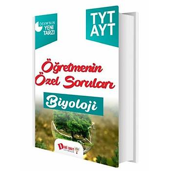 TYT AYT Öðretmenin Özel Sorularý Biyoloji Kolektif  Dahi Adam Yayýncýlýk