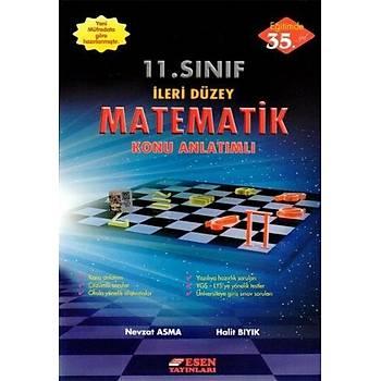11. Sýnýf Ýleri Düzey Matematik Konu Anlatýmlý