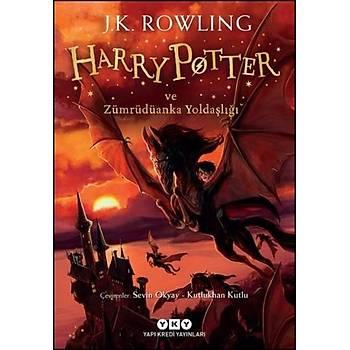 Harry Potter ve Zümrüdüanka Yoldaþlýðý - 5 - J. K. Rowling - Yapý Kredi Yayýnlarý