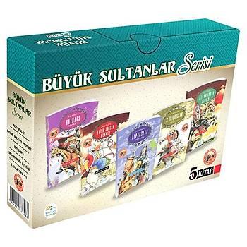 Büyük Sultanlar Serisi 5 Kitap Maviçatý Yayýnlarý