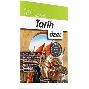 10. Sýnýf Tarih Özet - Ýbrahim Kaygýsýz - Delta Kültür Basým Yayýn