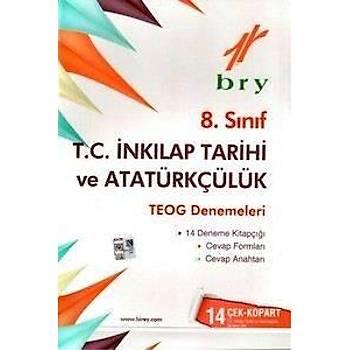 Birey 8. Sýnýf T.C. Ýnkýlap Tarihi ve Atatürkçülük TEOG Denemeleri
