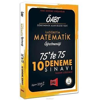 Yargý ÖABT Ýlköðretim Matematik Öðretmenliði 75te 75 10 Deneme Sýnavý