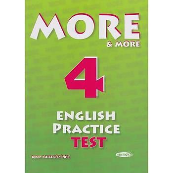 Kurmay Yayýnlarý 4.Sýnýf More English Practice Test