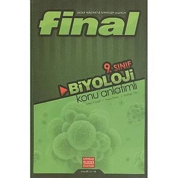 Final 9.Sýnýf Biyoloji Konu Anlatýmlý