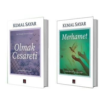 Olmak Cesareti + Merhamet - Kemal Sayar - Kapý Yayýnlarý