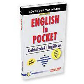 Güvender - English in Pocket (Cep Kitabý) - Güvender Yayýnlarý - M. Numan Kanar
