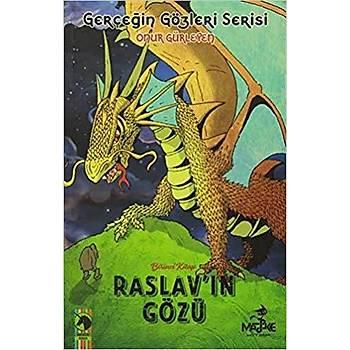 Raslavýn Gözü - Onur Gürleyen - Maske Kitap