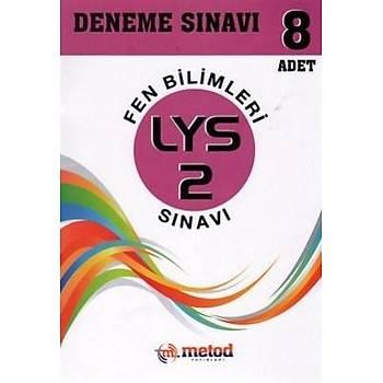 LYS-2 Fen Bilimleri Deneme Sýnavý (8 Adet)