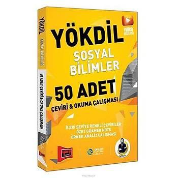 Yargý YÖKDÝL Sosyal Bilimler 50 Adet Çeviri ve Okul Çalýþmasý