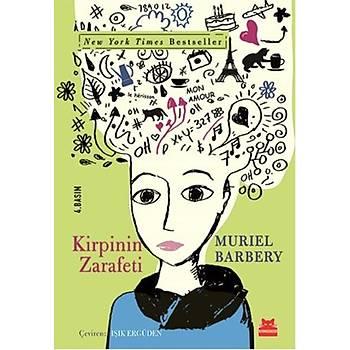 Kirpinin Zarafeti - Muriel Barbery - Kýrmýzý Kedi