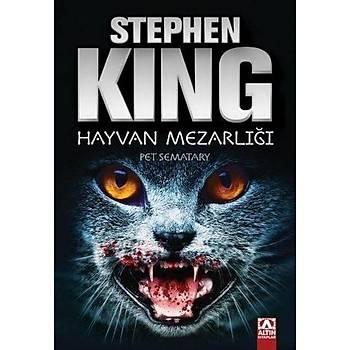 Hayvan Mezarlýðý Gecenin Pençesi - Stephen King - Altýn Kitaplar