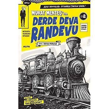 Derde Deva Randevu 2 - Murat Menteþ - Alfa Yayýnlarý