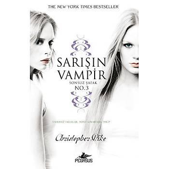 Sarýþýn Vampir No.3 Sonsuz Þafak - Cristopher Pike