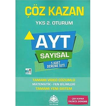 Çöz Kazan AYT Sayýsal 5li Deneme Sýnavý