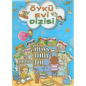 Öykü Saati Dizis 10 Kitap Mercek Çocuk