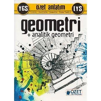 Özet Yayýnlarý YGS LYS Geometri Özet Anlatým
