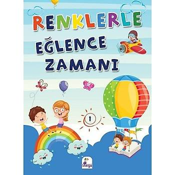 Renklerle Eðlence Zamaný 1 - Ýndigo Çocuk