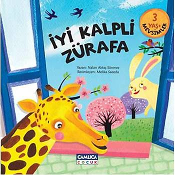 Ýyi Kalpli Zürafa - Nalan Aktaþ Sönmez - Çamlýca Çocuk Yayýnlarý