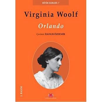 Orlando - Virginia Woolf - Kýrmýzý Kedi
