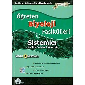 Gür Sistemler (Sindirim ve Gaz Alýþveriþi) Öðreten Biyoloji Fasikülleri
