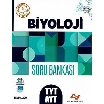 TYT AYT Biyoloji Soru Bankasý MF Kazaným Yayýnlarý