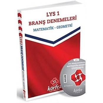 LYS - 1 Branþ Denemeleri Matematik - Geometri