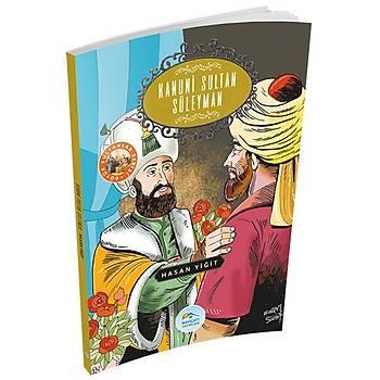 Büyük Sultanlar Serisi 6 - Kanuni Sultan Süleyman - Hasan Yiðit - Maviçatý Yayýnlarý