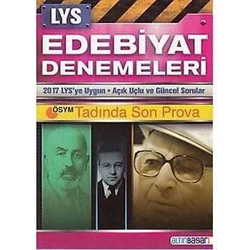 LYS Edebiyat Denemeleri (ÖSYM Tadýnda 8x56 Deneme)