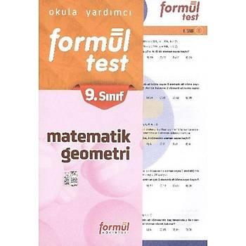 Formül 9. Sýnýf Matematik Geometri Yaprak Test