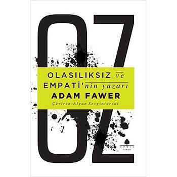 OZ - Adam Fawer - April Yayýncýlýk