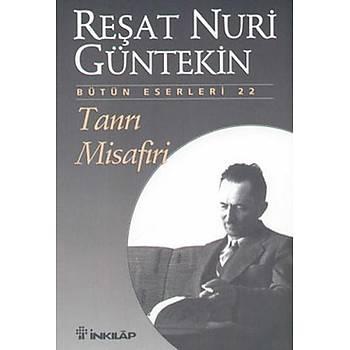 Tanrý Misafiri - Reþat Nuri Güntekin - Ýnkýlap Kitabevi