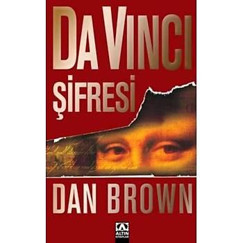 Da Vinci Þifresi - Dan Brown - Altýn Kitaplar