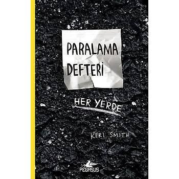 Paralama Defteri - Keri Smith - Pegasus Yayýnlarý